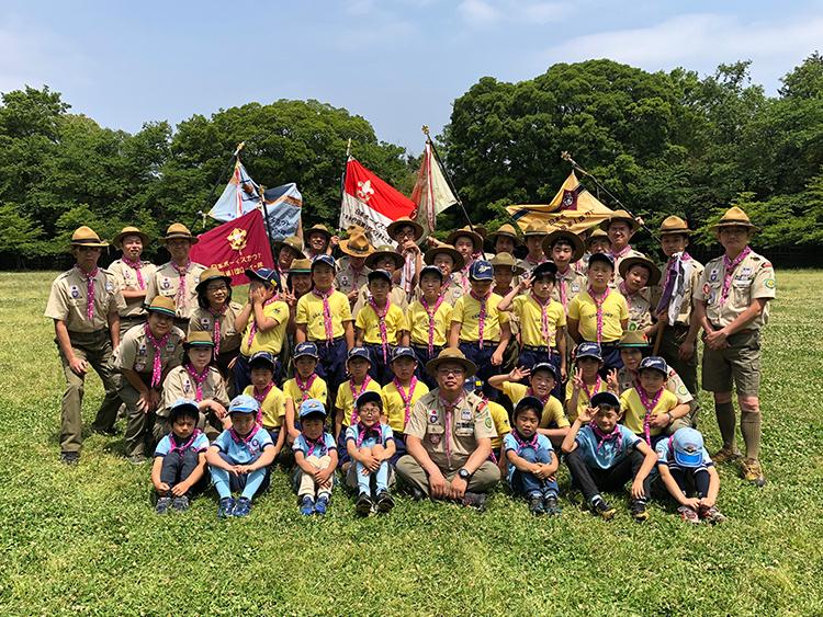 戸田第1団